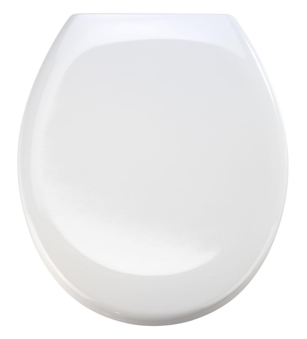 WC-Sitz Wenko Premium Ottana weiß Duroplast mit Absenkautomatik Bild 1