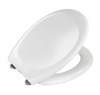 WC-Sitz Wenko Premium Ottana weiß Duroplast mit Absenkautomatik Bild 3