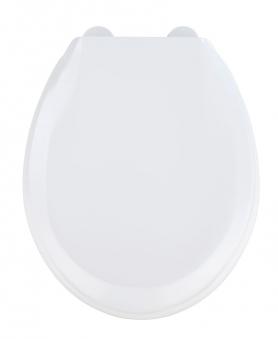 WC-Sitz Wenko Top weiß Duroplast Bild 1