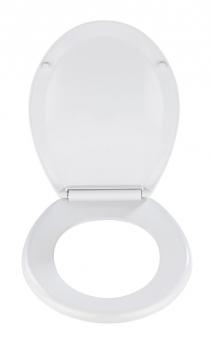 WC-Sitz Wenko Top weiß Duroplast Bild 2