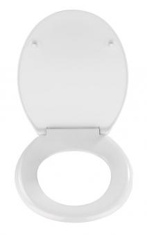 WC-Sitz Wenko Vigone weiß Duroplast Bild 2