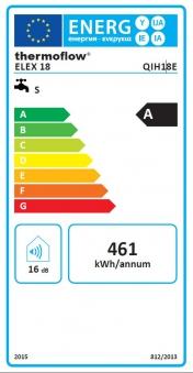 Durchlauferhitzer / Thermoflow Elex 18  18 kW elektronisch Bild 2