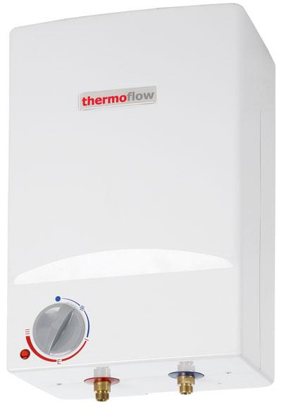 Wasser Boiler / Heißwassergerät / Obertisch Thermoflow OT5 5 L weiß Bild 1