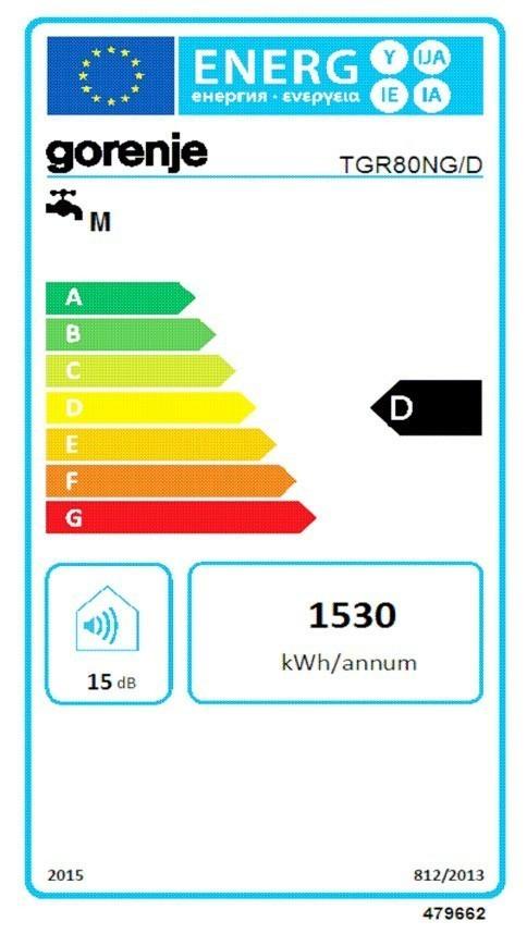 Wasser Boiler /  Warmwasserspeicher Respekta TGR 80D 80 Liter Bild 3