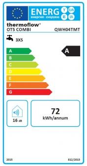 Wasser Boiler mit Armatur / Obertisch Thermoflow OT5+QMIX 10 5 L Bild 3