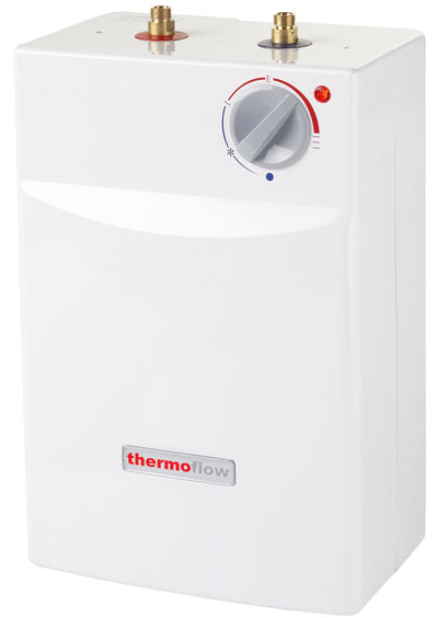 wasser boiler mit armatur untertisch thermoflow ut5 qmix 12 5 l bei. Black Bedroom Furniture Sets. Home Design Ideas
