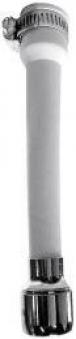 Kunststoff Zwischenschlauch M22x1 Zoll für Warmwasserboiler Bild 1