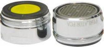 Perlator Mischdüse mit Kalkschutz und ECO-8-Funktion M24 2 Stück Bild 1