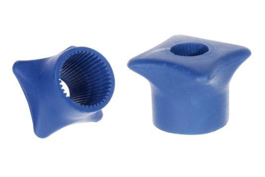 GAH Alberts Anti-Rutsch-Flaschenöffner / Alltagshilfe blau 1Stück Bild 2