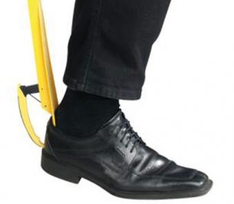 GAH Alberts Schnürsenkel elastisch / Alltagshilfe schwarz 1Paar Bild 1