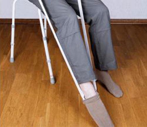 GAH Alberts Strumpf-Anziehhilfe / Alltagshilfe 1Stück Bild 1