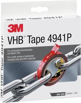 3M VhB 4941P 19mm x 3m Bild 1