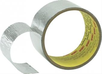 Alu-Klebeband Premium 43138mmx50m silber 3M Bild 1