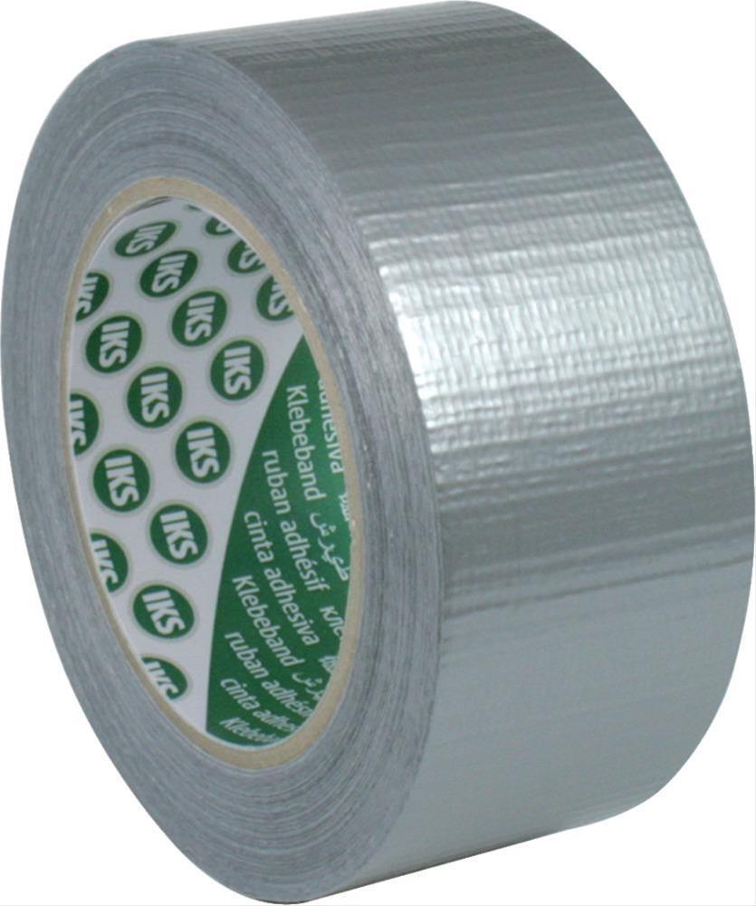 Gewebeklebeband G760 50m x 25mm grau Bild 1