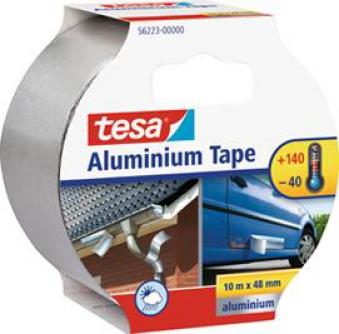 Tesa Aluminium Tape 10m x 50mm Bild 1