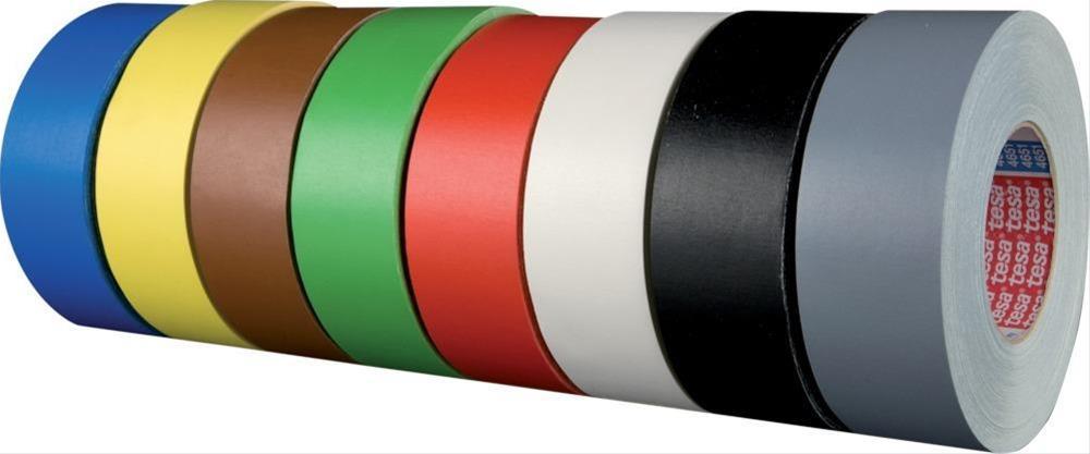 Tesaband Nr.4651-04 50m:50mm schwarz Bild 1