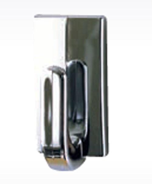 tesa® Powerstrips Haken Small Classic chrom 3 Stück Bild 1