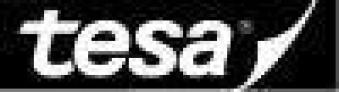 tesa Klettband zum Aufkleben weiß 1m:20mm Bild 2