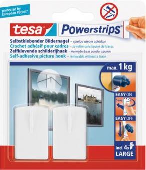 tesa Powerstrips Bildernagel Bild 1