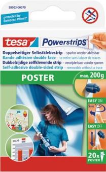 tesa Powerstrips Poster Bild 1