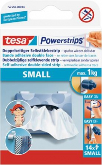 tesa Powerstrips Small Bild 1