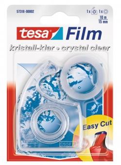 tesafilm® kristall-klar 10 m x 15 mm inkl. tesa® Handabroller Bild 1