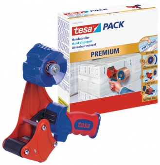 tesapack® Handabroller Premium Bild 1