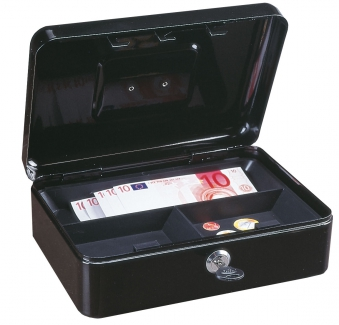 Rottner Geldkassette Homestar Cash 3 schwarz Bild 1