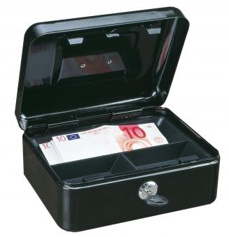 Rottner Geldkassette Traun 2 schwarz 90x200x165mm Bild 1