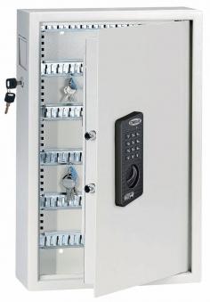 Rottner Schlüsseltresor KeyTronic hellgrau 100 550x350x150mm Bild 1