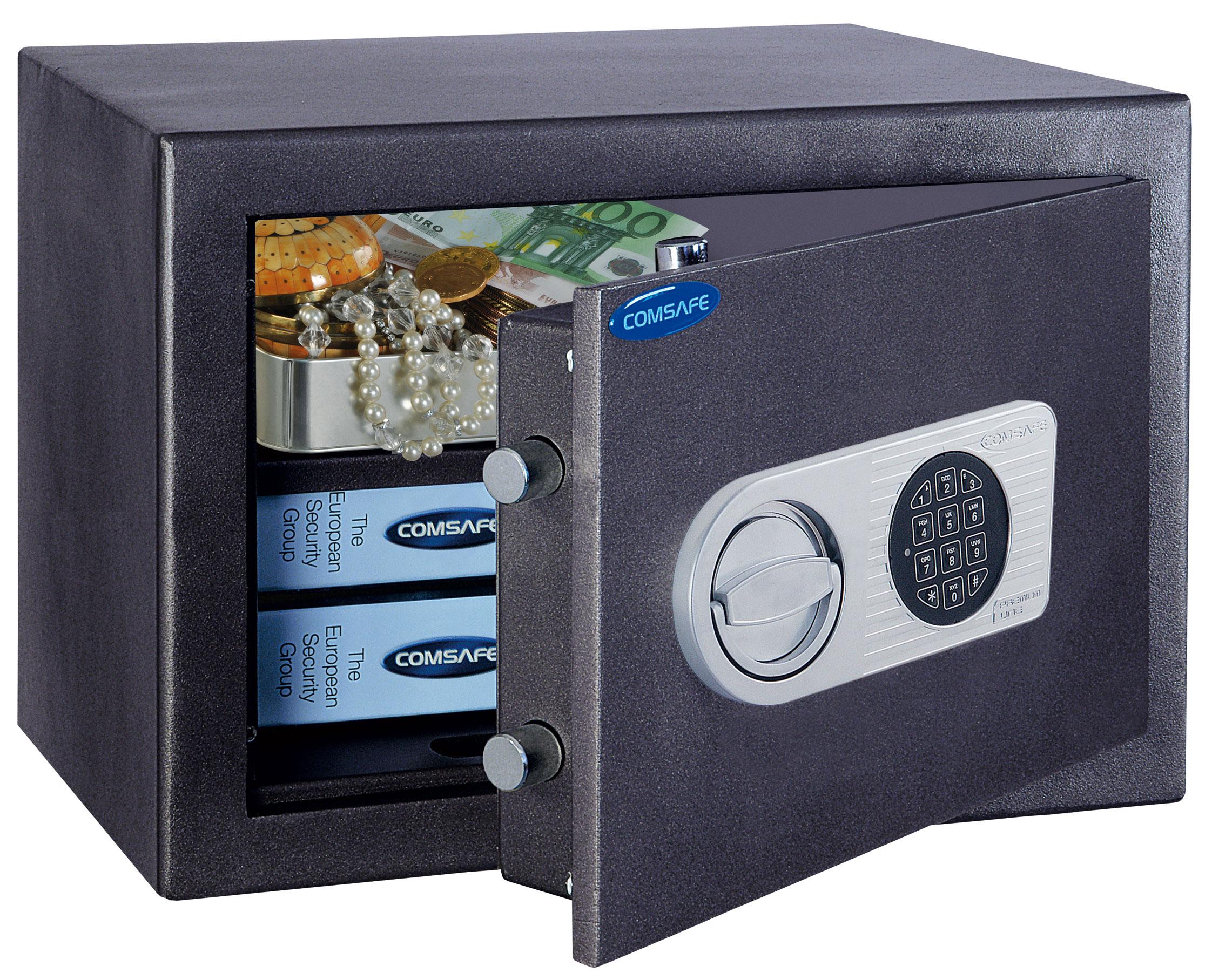Rottner Tresor / Wertschutzschrank Toscana 40 EL 30x42x39cm EN 1 Bild 1
