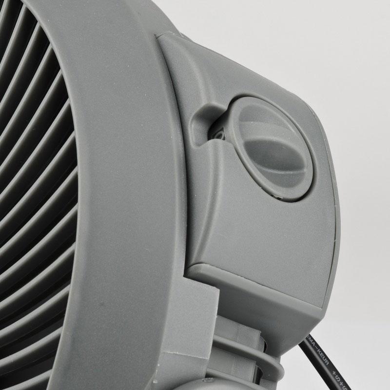 Tischventilator / Wandventilator G3FERRARI Girandolo Ø20cm grau Bild 3