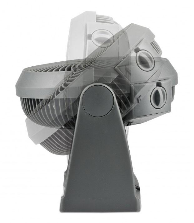Tischventilator / Wandventilator G3FERRARI Girandolo Ø20cm grau Bild 4