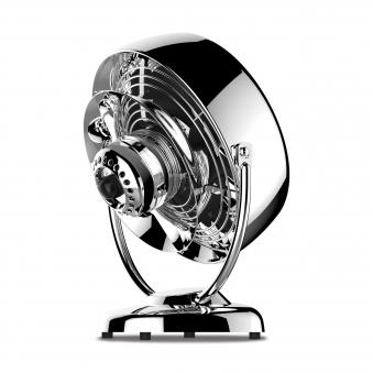 Ventilator / Bodenventilator Vornado V Fan Chrome Ø19,4cm Bild 2