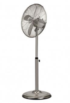 Ventilator / Standventilator G3FERRARI Bora Ø45cm silber Bild 1