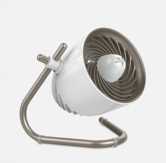 Ventilator / Tisch Ventilator Vornado Pivot weiß-champagner Bild 1