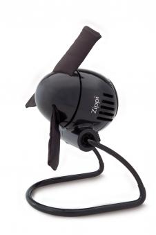 Ventilator / Tischventilator Vornado Zippi klappbar schwarz Ø 18,8cm Bild 1