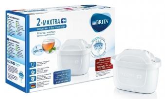 Brita Filterkartuschen Maxtra+ 2er Pack für Wasserfilter