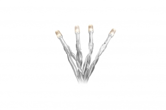 Weihnachtsbeleuchtung Konstsmide Lichterkette 20 LEDs batterie weiß Bild 2