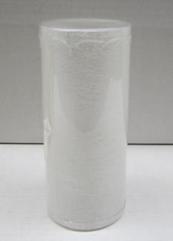 Kaemingk LED Kerze Naturoptik weiß Ø 7,5 x H 17,5cm Bild 1
