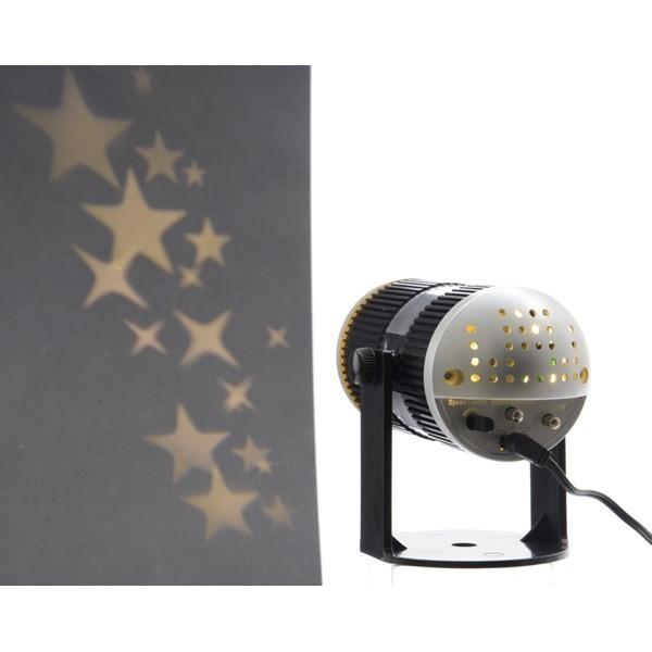 Kaemingk LED Projektor Stern Innen warmweiß Bild 1