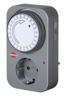 Brennenstuhl Zeitschaltuhr MZ 20 mechanisch für innen