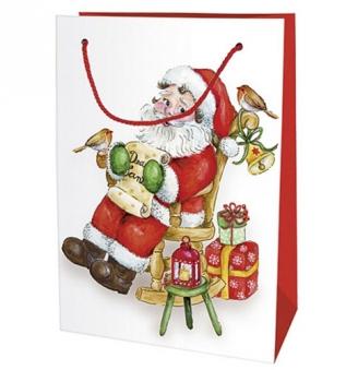 Geschenktasche / Präsenttasche Weihnachten Bild 1