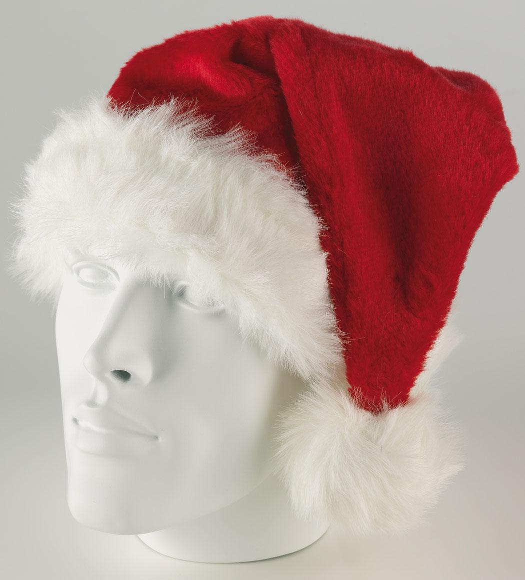 Kaemingk Nikolausmütze / Weihnachtsmann Mütze Bild 1